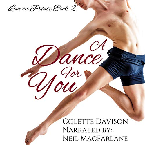 A Dance for You audiobook cover art
