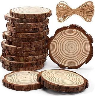 wood slices wholesale