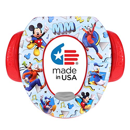 "Disney Mickey Mouse""Hey Mickey"" Soft Potty Seat"
