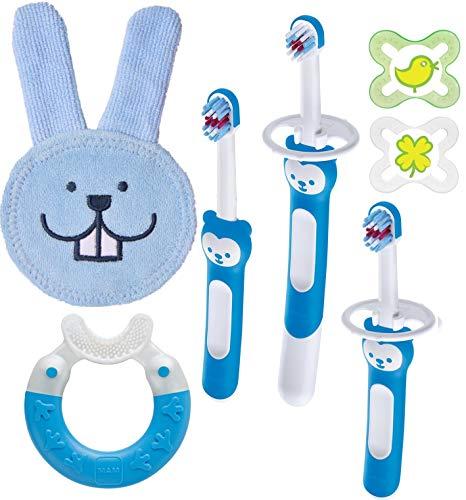 MAM Oral Care Set/Zahnpflege Set, für Jungen