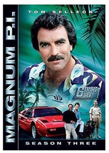 Magnum P.I.: Season Three [Importado]