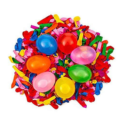 1000 bombas de globos de agua, sin necesidad de empaquetar, divertidas bombas de agua para fiestas de verano, ideales para fiestas de cumpleaños, playa y juegos de agua.