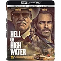 Hell Or High Water 4K [Blu-ray]
