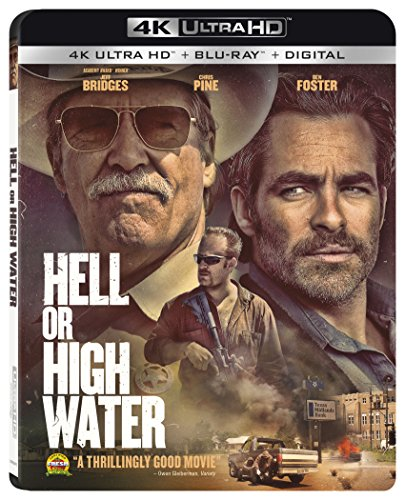 Hell Or High Water [USA] [Blu-ray]