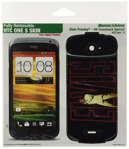 MusicSkins Elvis Presley ' 68 retrucar Special Skin para HTC One S