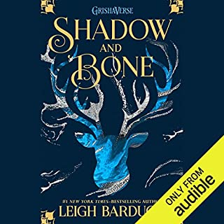 Shadow and Bone                   By:                                                                                                                                 Leigh Bardugo                               Narrated by:                                                                                                                                 Lauren Fortgang                      Length: 9 hrs and 21 mins     4,022 ratings     Overall 4.3