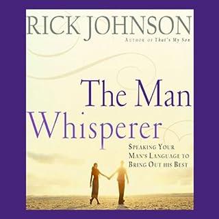 The Man Whisperer audiobook cover art