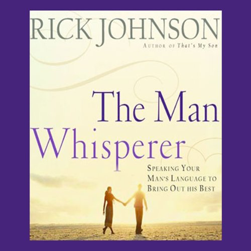 The Man Whisperer audiobook cover art