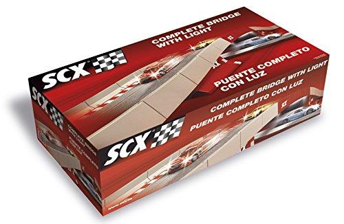 Scalextric - Puente con luz (U02502X100)