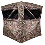 Summit Viper 4-Person Ground Blind - Realtree Edge