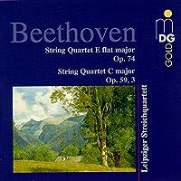 String Quartet in E Flat Major Op 74