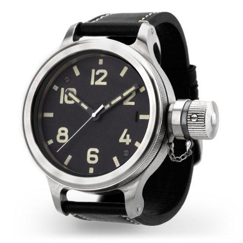 Agat 193-ChS CR | Russische XL Kampftaucher Uhr