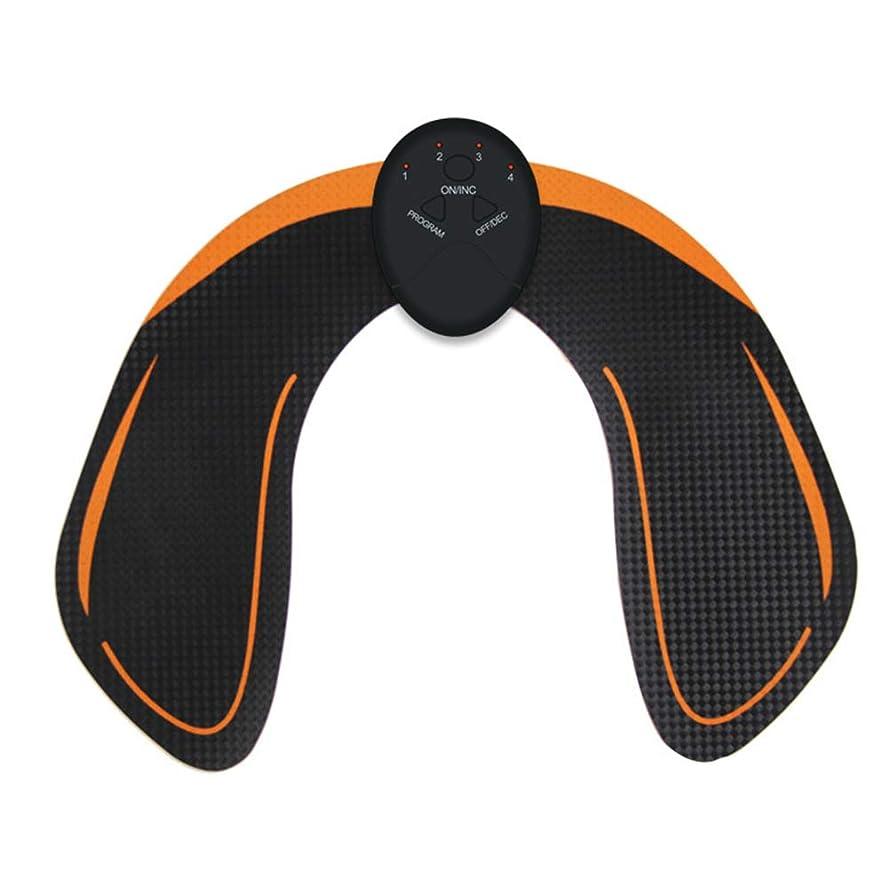 スペード回転させる小説家Muscle部の筋肉の電気刺激、but部の電気刺激6種類の利用可能なマッサージモードで股関節の筋肉を刺激し、しっかりとした形にすることができます