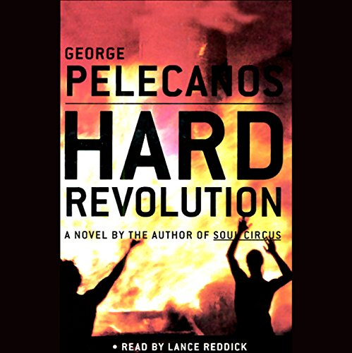 Hard Revolution audiobook cover art