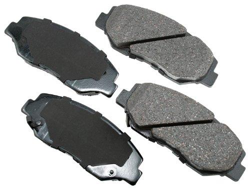 Akebono ACT914 Disc Brake Pad Kit