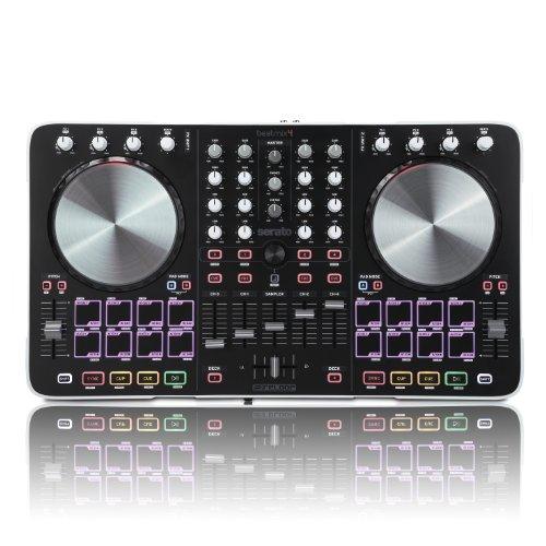 Reloop - Controlador DJ Beatmix 4 + Serato DJ Intro