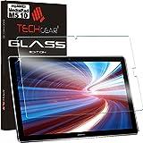 TECHGEAR GLASS Edition fits Huawei MediaPad M5 10 (10.8