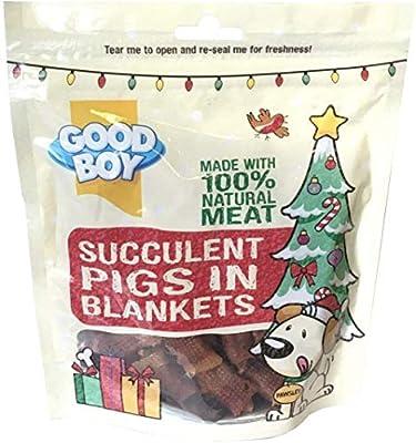 Armitage Good Boy Christmas Pigs In Blankets 70g Bag Dog Treats