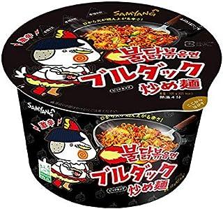 サムヤン(三養)ブルダック炒め麺ビックカップ(16個入りケース)