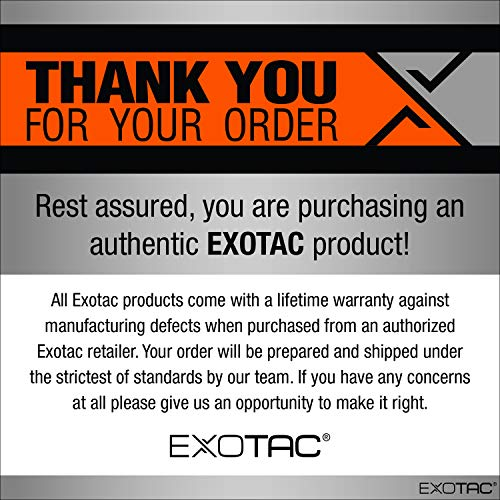 Product Image 2: EXOTAC – nanoSTRIKER XL Self-Contained Ferrocerium Firestarter for Emergency Survival Equipment, Camping, Backpacking, and Hiking (Olive Drab)