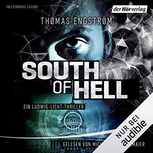 Page de couverture de South of Hell (German edition)
