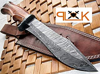 forged bowie knife