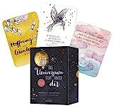 Das Universum steht hinter dir: Deck mit 52 Karten - Gabrielle Bernstein