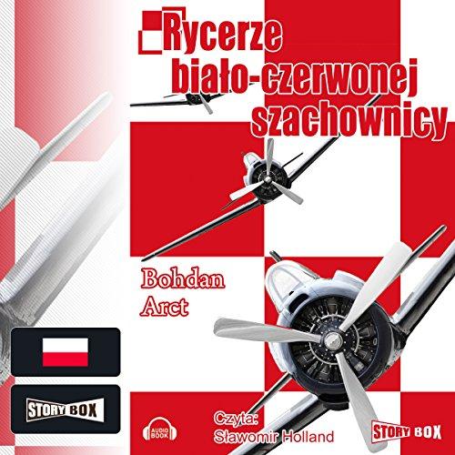Rycerze biało-czerwonej szachownicy audiobook cover art