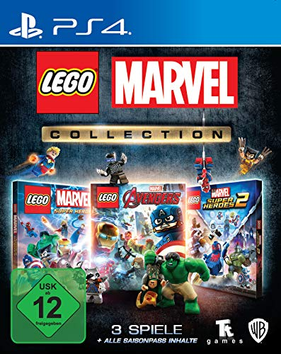 LEGO Marvel Collection - PlayStation 4 [Importación alemana]: Amazon.es: Videojuegos