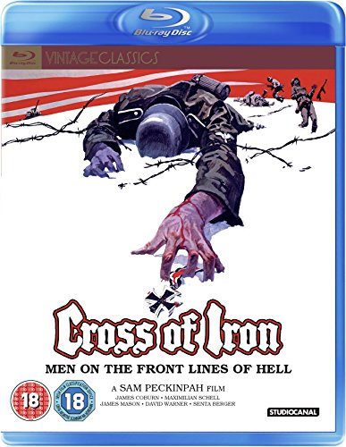 OPTIMUM RELEASING Cross Of Iron [BLU-RAY]