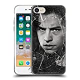 Head Case Designs Offizielle Riverdale Jughead Jones Kapputte Glaeser Portraits Soft Gel Huelle kompatibel mit Apple iPhone 7 / iPhone 8 / iPhone SE 2020