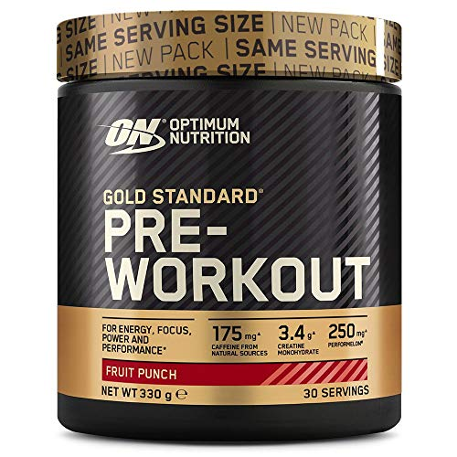 EMPFEHLUNG: ON Gold Standard Pre-Workout-Booster