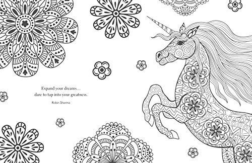 Keep Calm and Colour Unicorns (Huck & Pucker Colouring Books)