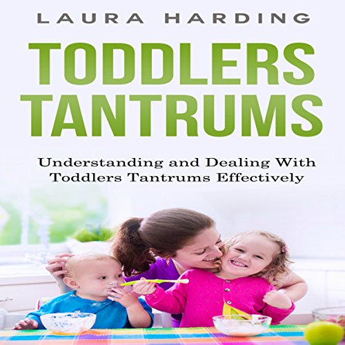 Toddlers Tantrums audiobook cover art