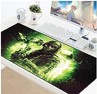 マウスパッド ゲーミングマウスパッドラップトップコンピューターマウスパッド大XLラバーデスクトップキーボードマウスパッド (サイズ_2)800×300×3mm