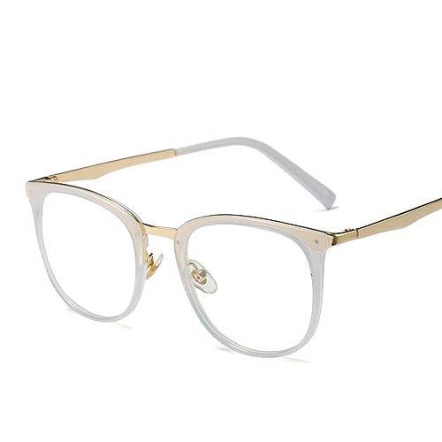 6905d1e727 Square Glasses Frames Women Metal Leg Brand Designer Optical Computer  EyeGlasses