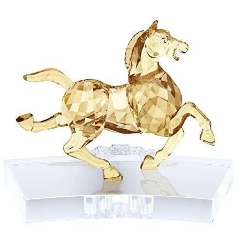 Swarovski Chinees sterrenbeeld – paard, kristal, meerkleurig, 8,6 x 13,5 x 10,7 cm