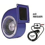 Ventilatore SG-160E con 950m³/h con 500W Regolatore di Velocità Industriale Ventilatore aspiratori ventilazione centrifugo ventilacion ventilatore radiale axiale ventola estrattore tubulare
