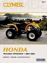 2005 honda trx250ex service manual