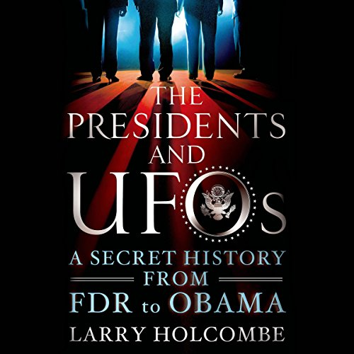 The Presidents and UFOs audiobook cover art