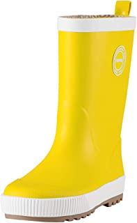 Reima Taika Kids Waterproof Rain Boots for Girls Boys Outdoor Rubber Boot