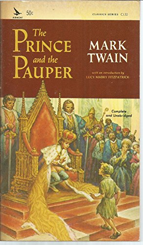 The Prince and the Pauper B001MVGOFG Book Cover