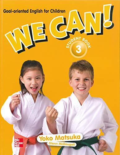 We Can! 生徒用テキスト3 / Student book 3