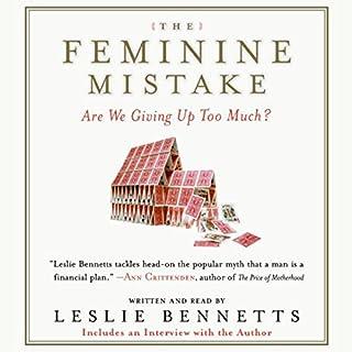 The Feminine Mistake audiobook cover art