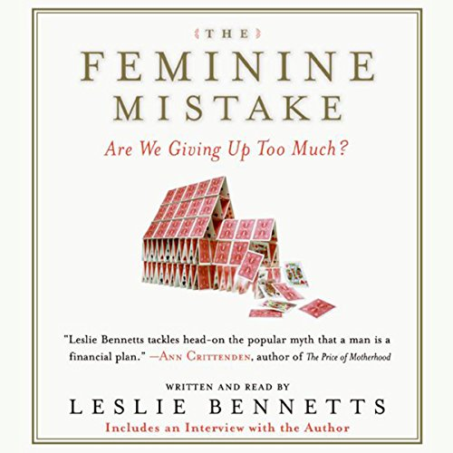 The Feminine Mistake audiobook cover art