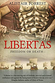 Libertas by [Alistair Forrest]