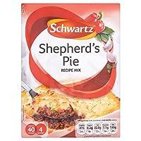 Schwartz Shepherd's Pie Recipe Mix (38g) シュワルツのシェパードパイのレシピミックス( 38グラム)