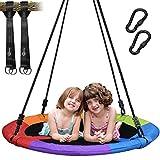 Trekassy 300KG Nestschaukel für Kinder Erwachsene Garten Indoor mit 100cm