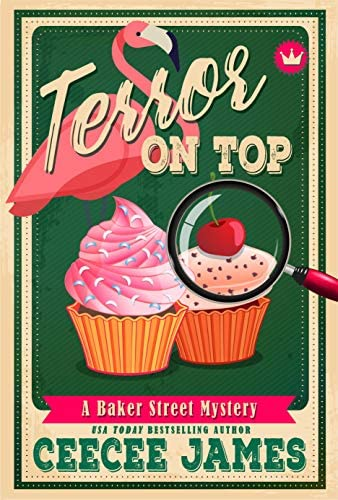 Terror on Top Baker Street Cozy Mysteries Book 7 product image