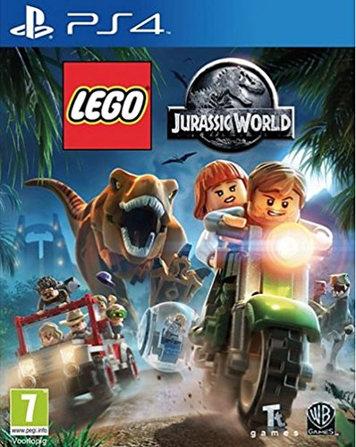 LEGO Jurassic World - PlayStation 4 (PS4) Lingua italiana